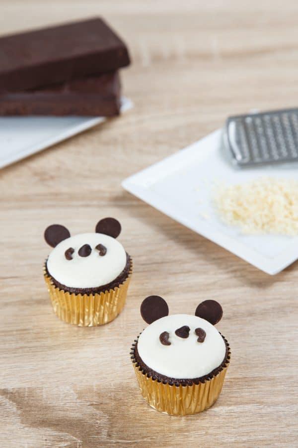 cupcake – panda
