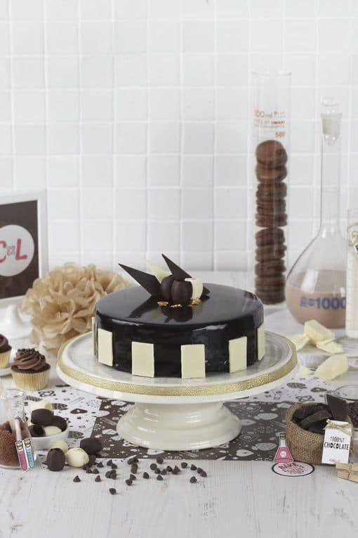 Chocolate Devil' s Cake