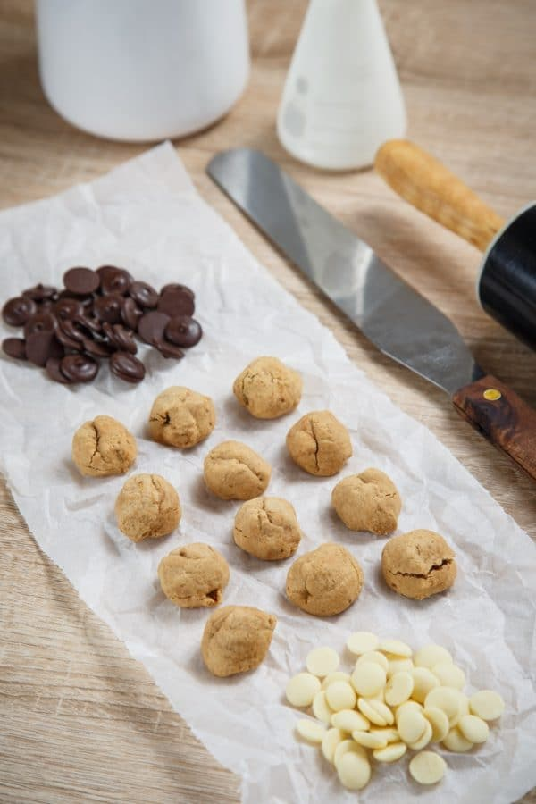 cookies – crunchy chocolate 1