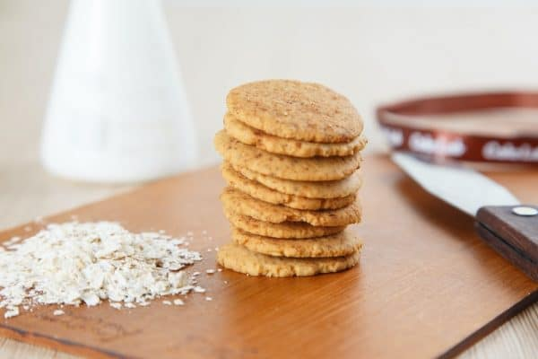 cookies – oatmeal and cinnamon 1