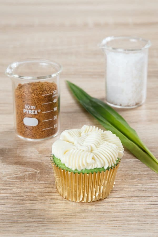 cupcake – gula melaka