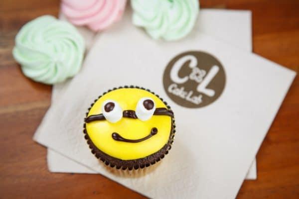 cupcake – minion 2