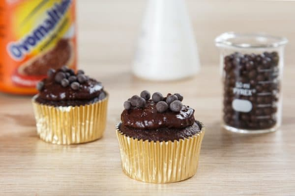 cupcake – ovomaltine 2