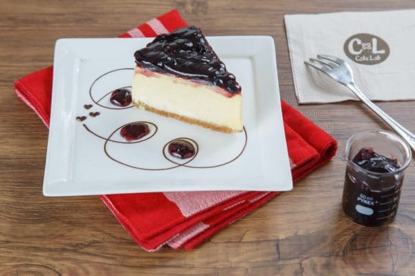 pastry – blueberry cheesecake 1