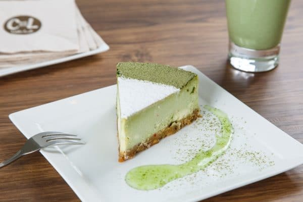 pastry – matcha green tea 1