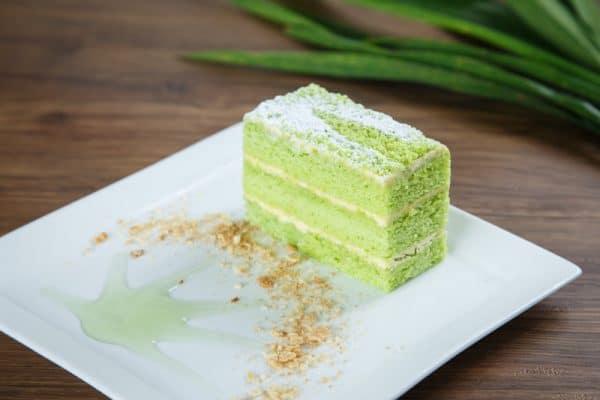 pastry – pandan kaya 1