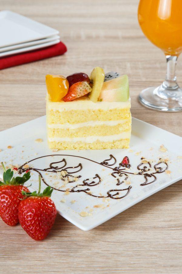 pastry – vanilla fruit 2