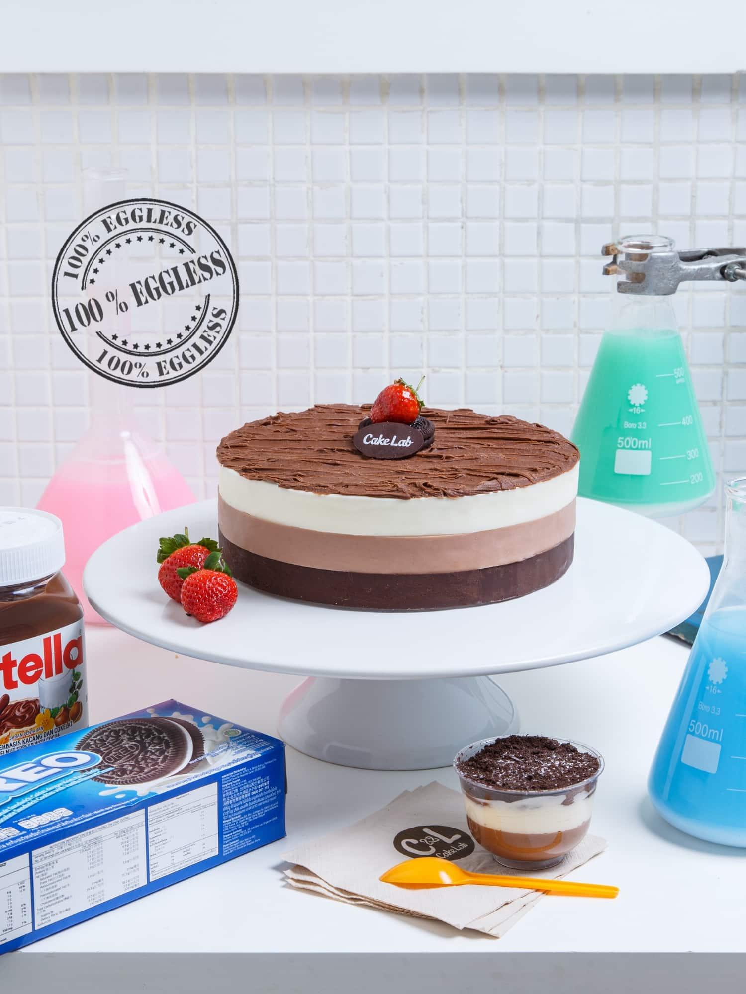 Best Chocolate Birthday Cake In Jakarta Pastry Jakarta Online Cakelab